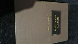 Murphy's Will Clauses Annotations And Forms With Tax Effects Vol 2