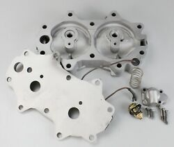 F658518 Force 1987-1989 Cylinder Head And Hardware 50 Hp 2 Cylinder Clean