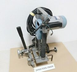 Makitata 7100 B Chain Mortiser Tested Diy Power Tools Electric Woodworking Used