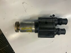 Mercruiser Sea Water Pump V8 Gm Engines W/ New Impeller And Plastic Housing. Use