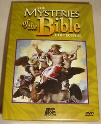 Mysteries Of The Bible Collection Dvd, 2007, 6-disc Only. Missing Disc 2