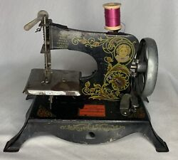 Lindstrom 210 Little Miss Vintage 30s Us Toy Child Size Electric Sewing Machine