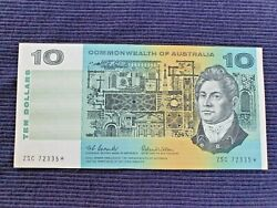 Rare 1966 Coombs/wilson 10 Star Banknote Extremely Fine