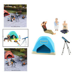 164 Scale Miniature Painted Resin Figure Bbq Scenes Building Kits Toys