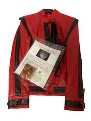 Blouson Worn By Michael Jackson Thriller 500 Replicas Limited To The World