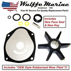 Water Pump Impeller Kit For Force 90 120 Hp 1995-97 47-43026-2 18-3214
