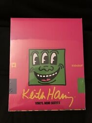 Kidrobot X Keith Haring 3 Dunny Mini Series Full Case Of 20 Blind Boxes