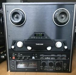 3030 Tascam Open Reel Deck Teac Teac Tape Recorder Used Tested Working