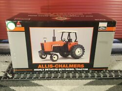 Allis Chalmers 6070 1/16 Diecast Farm Tractor Replica Collectable By Spec Cast