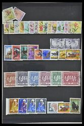 Lot 33875 Stamp Collection Europa.