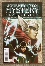 Journey Into Mystery Fear Itself 622, First 1st Appearance Ikol, Marvel 2011