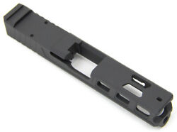 Live Free Armory Elite Lf23 Slide For Glock 23 Gen3 W/ Rmr And Dovetail In Black