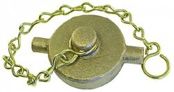 Ccg48 Cam And Groove Accessory - Gunmetal Cap And Chain Bspp Female Thread 3