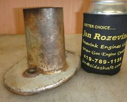 Stover Hopper Cover Chimney Cone Part No. 43k2s Hit And Miss Gas Engine