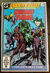 Swamp Thing 50 - 1st Full Justice League Dark - Near Mint-