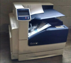 Xerox Phaser 7800dn Color Laser Printer 7800/ydn New Led 45ppm Color Open Box
