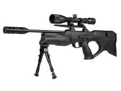 Walther Reign Uxt Kit - Scope And Bipod - 0.22 Cal Walther Reign Pcp Rifle Mantis