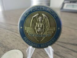 Air Force Pacific Personnel Recovery That Others May Live Csar Challenge Coin .