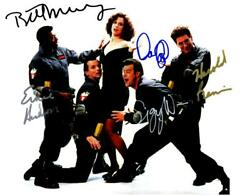 Dan Aykroyd Bill Murray Weaver +2 Autographed 11x14 Picture Signed Photo And Coa