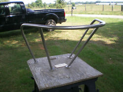 Bow Pulpit From A Helms 27 Foot Sailboat