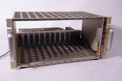 Ortec Egandg Nim Bin Chassis Model 401a 402a Power Supply Working Condition