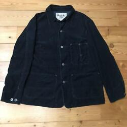 Rrl Super Rare Sold-out Models Corduroy Chore Jacket From Japan Fedex No.2781