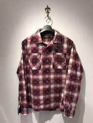 Rrl Check Nels Shirt Us Sizes From Japan Fedex No.3136