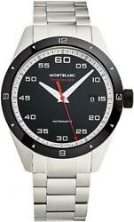Watch Man 116060 Mechanical Analogue Only Time Steel