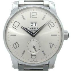 Watch Man 7050 Mechanical Analogue Only Time Steel