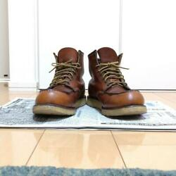 Red Wing 875 12 Inches About 30cm From Japan Fedex No.592