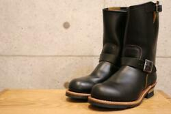 Red Wing Sold Engineer Boots No.9268 9d From Japan Fedex No.718