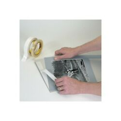 3m 9415pc Removable Double Sided Film Tape 2.0 Mil 1/2 X 72 Yds. Clear 72/c