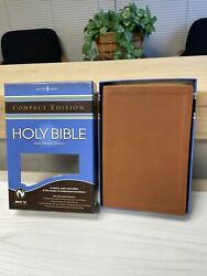 Holy Bible Compact Edition New In Box Ncv 2005 Printed In Belgium