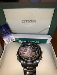 Citizen Eco-drive From Japan Fedex No.3241