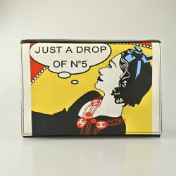Used Used Vintage Bags Clutch Bag Mademoi Just Drop Of No.5 No.2423