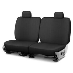For Chrysler New Yorker 84-89 Grandtex 1st Row Charcoal Custom Seat Cover