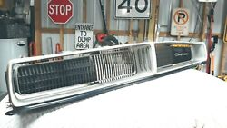 Front Grille 1969 Dodge Charger Dukes Of Hazzard General Lee Grill B Body Mopar