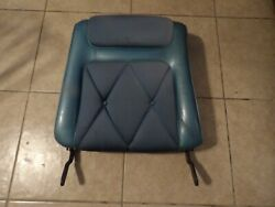 🔥⭐ 1968 1969 Lincoln Mark Iii Front Bench Drivers Side Seat Back Frame Aqua