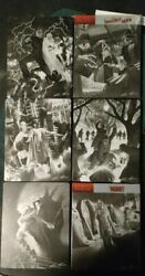 Complete Universal Classic Monsters 7-movie Collection Blu Ray 7 Disc Steelbook