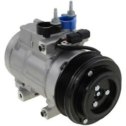 New A/c Ac Compressor With Clutch For Ford Explorer Mercury Mountaineer 06-10