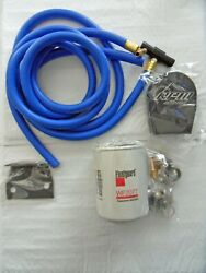 New Rpm Offroad Coolant Filtration Filter Kit For 08-10 Ford 6.4 Powerstroke