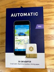 Automatic Pro Gold Aut-350c - 3g Connected Car Adapter Realtime Tracking Obd Ii