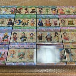Dress World Collectible Sum Wano Country Vol.1 Vol.7 48 Types Set