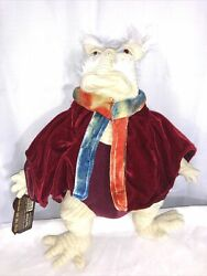 Farscape Plush Rygel The Xvi Deluxe Figure 2006 13 Tall New W Tags Toy Vault
