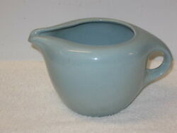 Russel Wright, Casual China, After Dinner Coffee Pot, Ice Blue Minus Lid