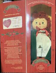Raggedy Ann And Andy Doll From Japan Fedex No.2154