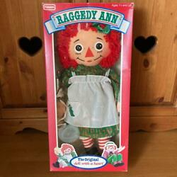 Raggedy Ann And Andy Rare Boxed Christmas Doll America From Japan Fedex No.2169