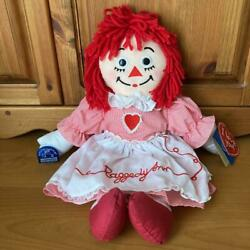 Raggedy Ann And Andy Rare Doll American Country Sundry Goods No.2189