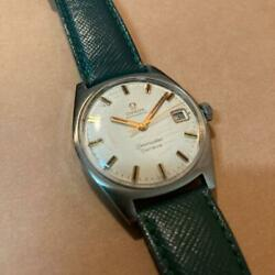 Omega Automatic Antique Watches 1960and039s Overhauled From Japan Fedex No.1850