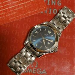 Omega Wristwatch Seamaster 120 For Japan Only Free Shipping No.2324
